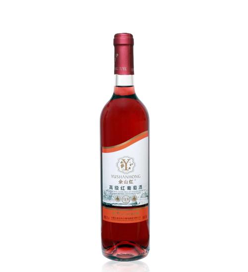 余山红高级红葡萄酒